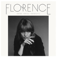 FLORENCE + THE MACHINE How Big How Blue How Beautiful LP | Vinyl & Record Players