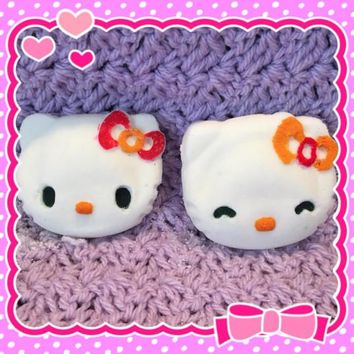 Hello Kitty Bath Bombs (natural, organic, high quality, cruelty free and vegan)