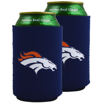 Denver Broncos Can Sleeve | x 2