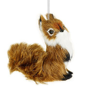 Lord & Taylor Squirrel Ornament