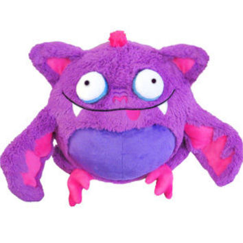 Squishable Batty: An Adorable Fuzzy Plush to Snurfle and Squeeze!