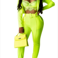 Danddy 2 Piece Pant Set
