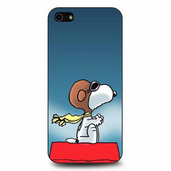 Snoopy Christmas iPhone 5/5s/SE Case