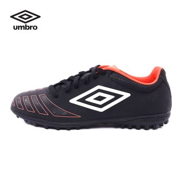 Umbro New Men  Soccer Shoes Series Tf Hobnail Artificial Turf Comfort Training Non-Slip Football Shoes Sneakers UCB90109