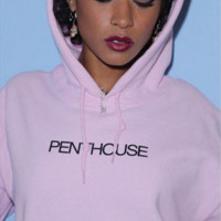 ASSC Fashion Long Sleeve Print Letter Hooded Sweater Casual Hoodie