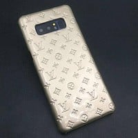 Perfect Louis Vuitton  Phone Cover Case For Samsung  Note 8 iphone 6 6s 6plus 6s-plus 7 7plus 8 8plus X
