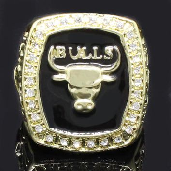 NIELSEN Jordan23 Number NBA Basketball 1991 Bull Team Total Champion Ring Speed Sell Through Factory Direct Foreign Trade