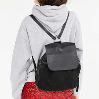 Clean Suede Backpack - Urban Outfitters