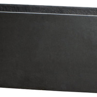 Fusion Tall Rectangular Planter - Contemporary - Outdoor Pots And Planters - by PlantContainers