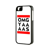 OMG YAAAS iPhone 5S / 5C / 5 / 4S / 4 Cases