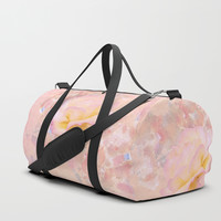 You are the Rose Duffle Bag by anipani