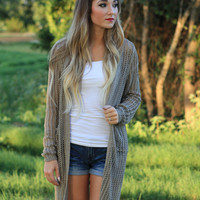 On Repeat Cardigan