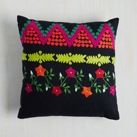 Boho Sweet and Scenic Pillow by Karma Living from ModCloth