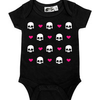 My Baby Rocks: Punk, Gothic, Rock and Funky Baby, Toddler & Kids Clothes
