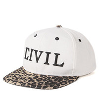 Civil Civil Leopard Trucker Hat at PacSun.com