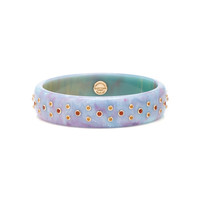 M'O Exclusive: One-Of-A-Kind Blue Coco Bracelet | Moda Operandi