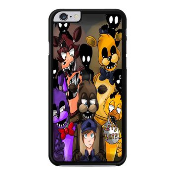 Five Nights At Freddys Fnaf And Friends iPhone 6 Plus / 6S Plus