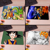 Dragon Ball Z Son Goku Super Saiyan Trunks Vegeta Mousepad Mouse Pad pc mac laptop notebook usb hwd Gamer anti slip