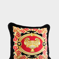 Versace Le Vase Baroque Cushion - Home Collection | US Online Store
