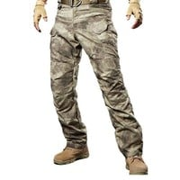 Men's Military Camouflage Pants