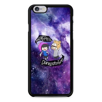 Dan And Phil Galaxy iPhone 6/6S Case