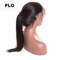 Brazilian Straight Lace Front Human Hair Wig