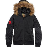 Married to the Mob x Burton Bomber Jacket - Burton Snowboards