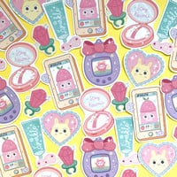 Baby Girl - Sticker Pack