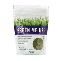 Green Me Up! Super Green Drink Mix & Smoothie Booster - 30 Servings - Superfood Drink