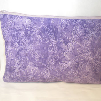 Dragonfly Kindle Case purple nook color case by redmorningstudios