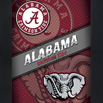 Alabama | 3D Art | By PFF | Framed | 3-D | Lenticular Artwork | NCAA Licensed