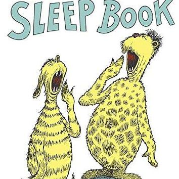 Dr. Seuss's Sleep Book ANV