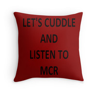 Let's Cuddle And Listen To MCR by Saara Rissanen
