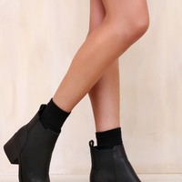 Lipstik Black Arrow Boots