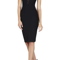 Jaydan Halter-Neck Body-Con Dress