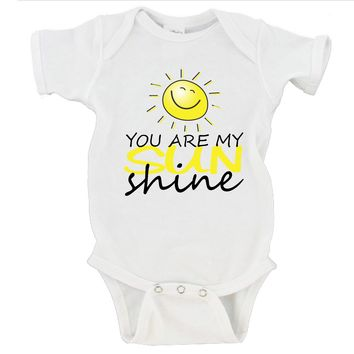 You Are My Sunshine Gerber Onesuit ®