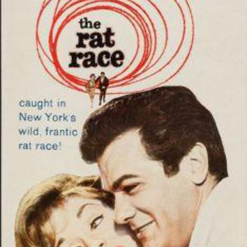 "The Rat  Race Poster Movie Poster Insert 14""X36"""