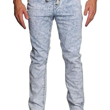 Men's Denim Jogger Jeans JG810