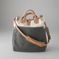 Waxed Canvas Utility Bag   Schoolhouse Electric & Supply Co.