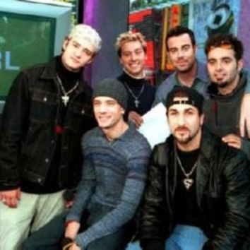 Nsync Poster 90's 24inx36in