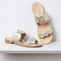 Banded Halo Sandals