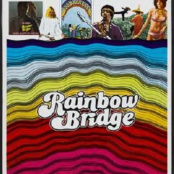 Rainbow Bridge Poster 24inx36in