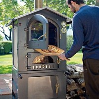 Fontana Gusto Wood-Fired Outdoor Oven | Williams-Sonoma