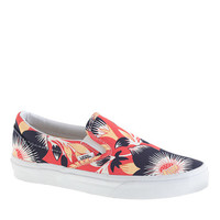 Unisex Vans For J.Crew Classic Slip-On Shoes