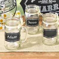 Chalkboard Labels, Black Labels