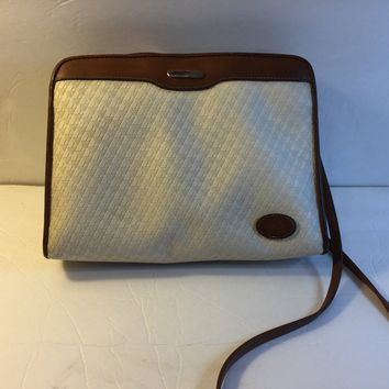 #1340  Liz Claiborne over the shoulder purse