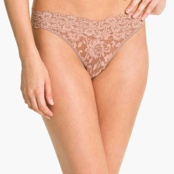 Hanky Panky Cross Dyed Original Rise Thong