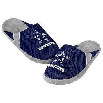 Dallas Cowboys NFL Jersey Slippers