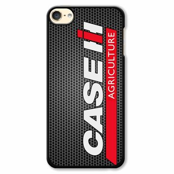 Case Ih Agriculture Carbon Plate iPod Touch 6 Case