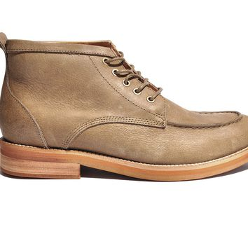 The Jasper Boot - Desert Brown